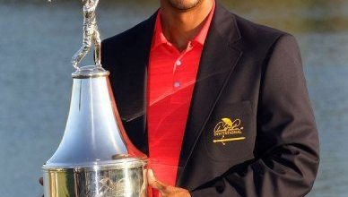 Photo of Tiger Woods ends long drought