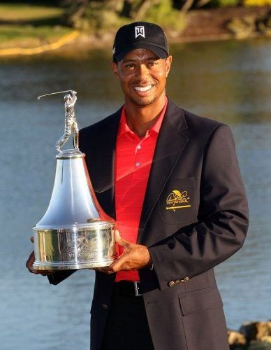 Tiger Woods ends long drought 1