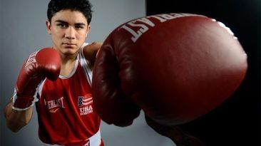 Olympic Profile: Joseph Diaz, Jr. 9