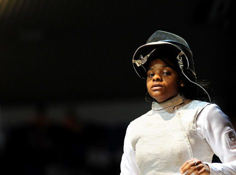 Olympic Profile: Nzingha Prescod 1