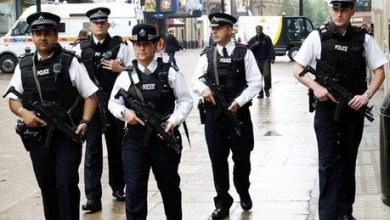 Photo of Calling Security on the London Olympics