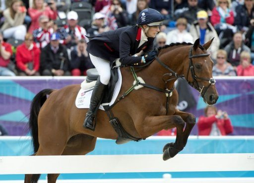 Photo of Royal silver for Team GB in eventing