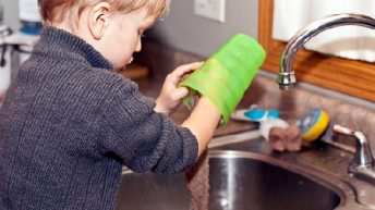 How to Get Your Kids Positively Loving Chores! 1