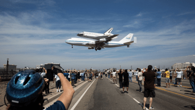 Photo of EXCLUSIVE – On the Flight Line Video of Space Shuttle Endeavour