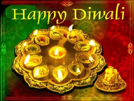 Photo of Happy Diwali via President Barack Obama