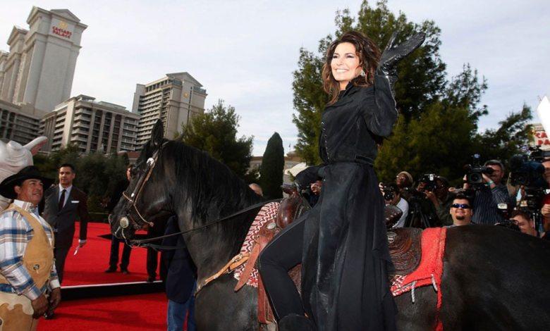 Photo of Shania Twain Shuts Las Vegas Strip DOWN!