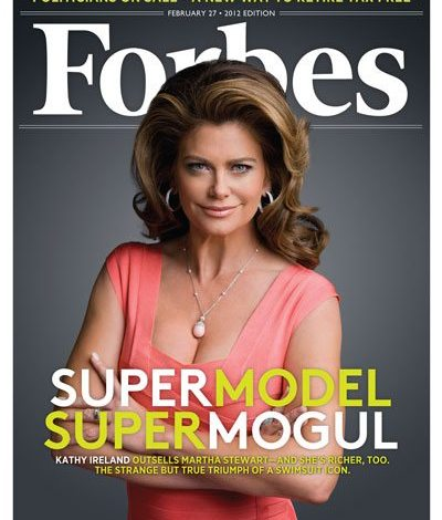 Photo of Kathy Ireland: From the Beach to the Boardroom