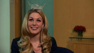 Photo of Miss America 2013 – Mallory Hytes Hagan