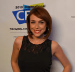 Shira Lazar - IAWTV Awards 2013 Red Carpet 1
