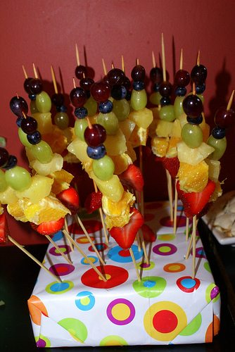 Five Perfect Finger Foods for Kid's Birthday Parties 2