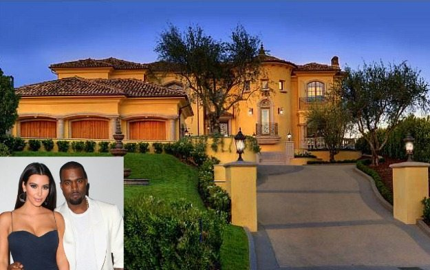 Top 5 Most Searched For Celebrity Homes 1