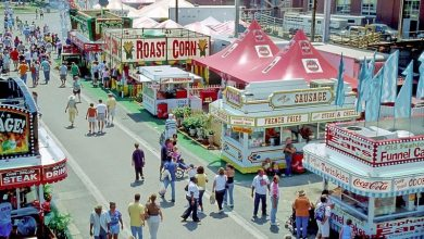Photo of The Best Booths at State Fairs