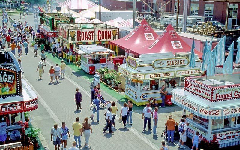 The Best Booths at State Fairs 1