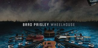 Brad Paisley Wheelhouse CD Cover