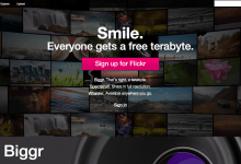 Photo of Flickr is now a bit Biggr and more Spectaculr