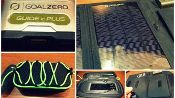 Hands On: GoalZero Guide 10 Adventure Kit with Nomad 7 1