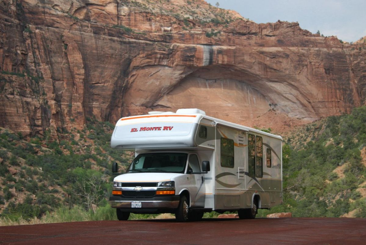 10 RV Renting Tips from the Grand Canyon