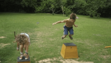 Photo of Inspire Your Kids To Stay Active With A Fun Backyard