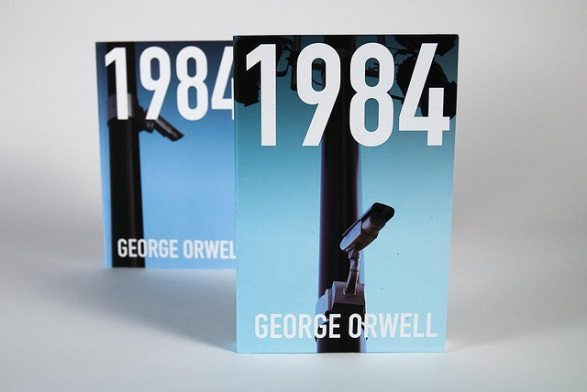 George Orwell's 1984 Envisaged A Future 'Big Brother' State: Have His Predictions Come True?