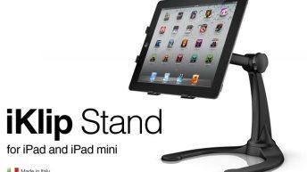 Hands On: iKlip Stand for iPad and iPad mini 2