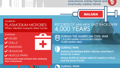 Photo of Epidemics in America [Infographic]