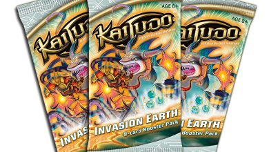 "Photo of New Kaijudo set released today – ""Invasion Earth"""