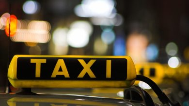 Photo of Taxi Advertising versus Online Advertising
