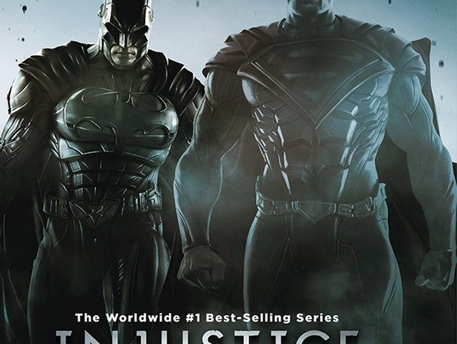 Injustice: Gods Among Us Volume 2 Review 1