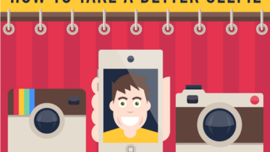 Photo of Pro Tips For Selfies [Infographic]