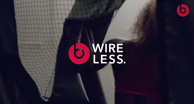 Photo of Serena + Beats by Dre = Serious Motivation