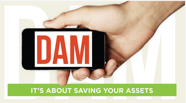 Digital Asset Management And Your Bottom Line [Infographic] 1