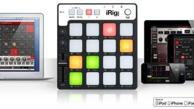 Photo of IK Multimedia announces iRig Pads
