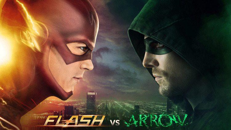 Photo of The Flash vs. Arrow Trailer