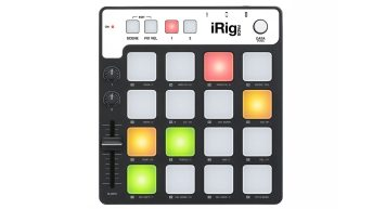 Hands On: IK Multimedia iRig Pads 4