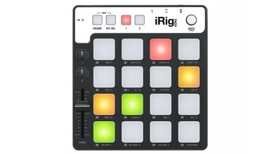 Photo of Hands On: IK Multimedia iRig Pads