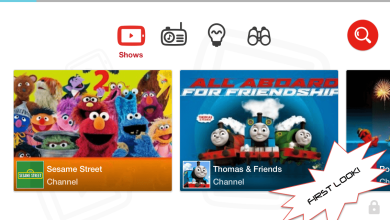 Photo of First Look: YouTube Kids