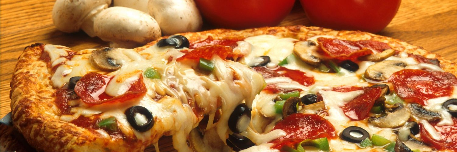 Online Ordering Has Changed The Way We Order Pizza [Infographic] 1
