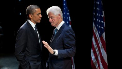 Photo of @BillClinton to @POTUS – So Good!