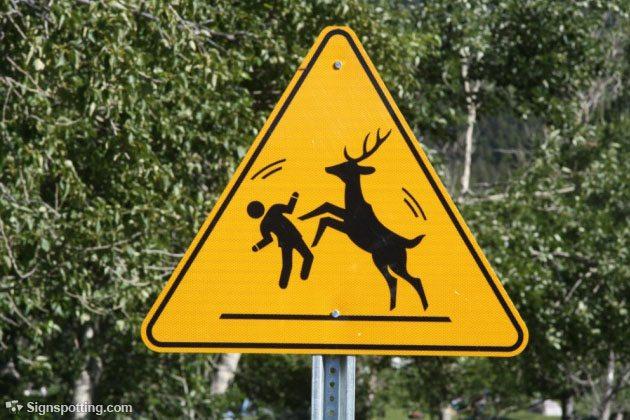 World Animal Crossing Signs 1