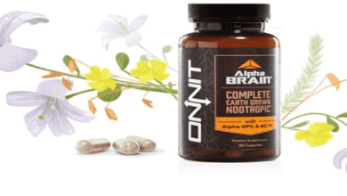 Photo of Onnit Alpha Brain Review