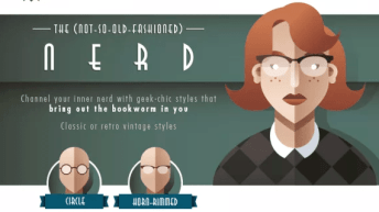 What Your Glasses Say About You [Infographic] 3