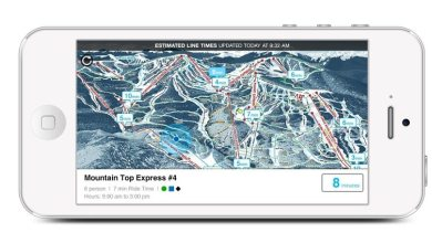 Photo of Vail Resorts App Provides Crowd-Sourced Lift Line Wait Times to Guests