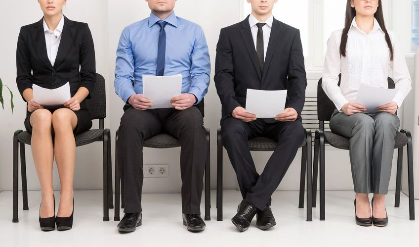 interview applicants