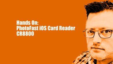 Photo of Hands On: PhotoFast iOS Card Reader CR8800