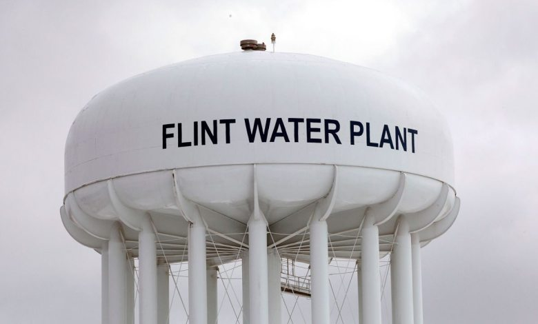 Flint Michigan water