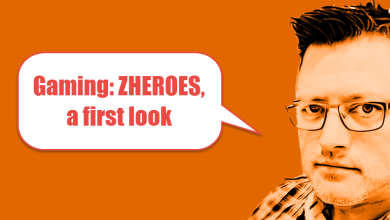 Photo of Gaming: ZHEROES, a first look