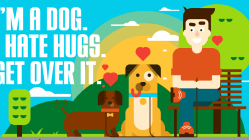 Dogs May Hate Hugs But They Still Love You [Infographic] 6