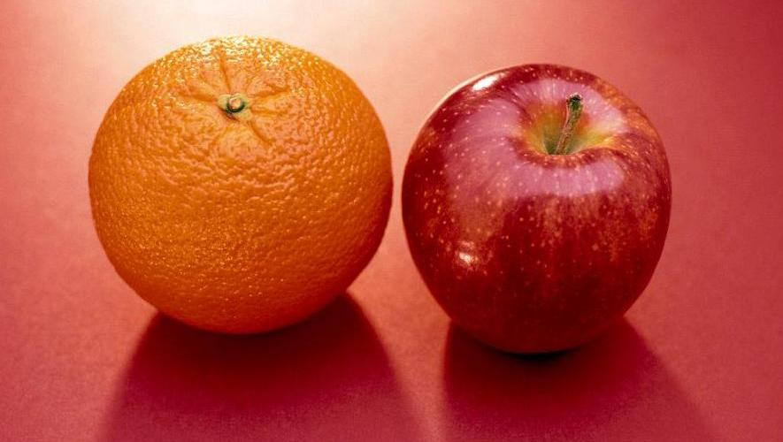Comparing Apples To Oranges: Learning About Stuff Through Relativism 1