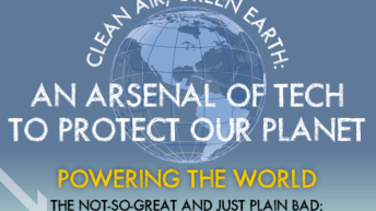 Protecting The Planet From Pollution [Infographic] 2