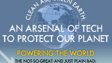 Photo of Protecting The Planet From Pollution [Infographic]